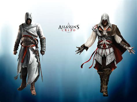 Altair Or Ezio Assassins Creed Giant Bomb