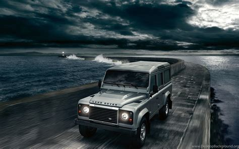 Land Rover Defender Hd Wallpapers Desktop Background