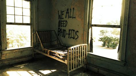 eleven abandoned places hiding  north carolina
