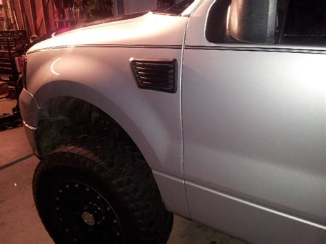 fender vents page  ford  forum community