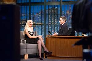 """Gwen Stefani Appears, Tove Lo Performs On """"Late Night With ..."""