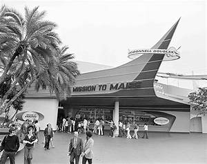 A Look Back: Launching Mission to Mars at Disneyland Park ...