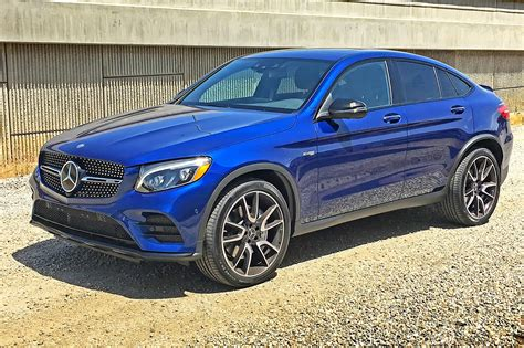 Is the glc 43 coupe a powerful, luxurious and innovative suv with a uniquely seductive shape? One Week With: 2017 Mercedes-AMG GLC43 Coupe | Automobile Magazine