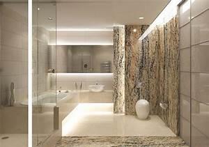 interieur maison moderne salle de bain With interieur salle de bain moderne