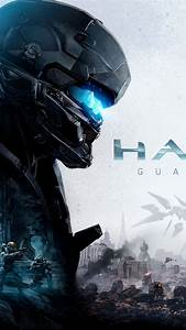 Halo 5 Guardians iPhone 6 / 6 Plus and iPhone 5/4 Wallpapers