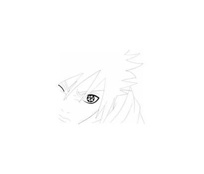 Coloring Naruto Sasuke Pages Uchiha Sharingan Games