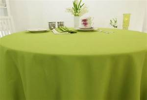 Tischdecke Rund 180 : tischdecke kiwi gr n basic 80 cm bis 200 cm rund tideko tischdecken tischdecken ~ Eleganceandgraceweddings.com Haus und Dekorationen