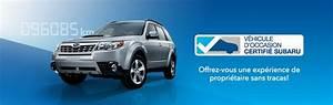 Concession Subaru : v hicules d 39 occasion vachon subaru ~ Gottalentnigeria.com Avis de Voitures