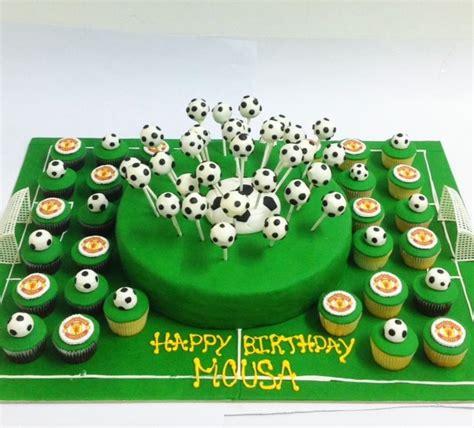 football cupcakes cake pops birthday cupcakes pops