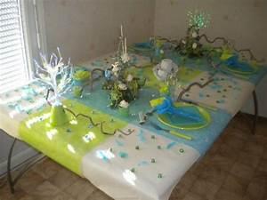 decoration vert anis et turquoise With association de couleurs avec le bleu 9 decoration de table ete table fete mariage et
