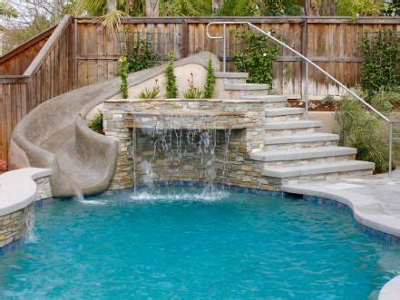 Is Backyard One Word by One Word Waterslides These Pool Creations Just