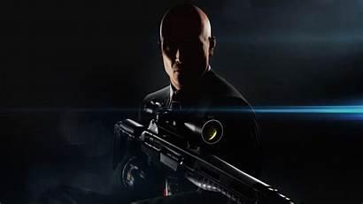 Hitman 4k Sniper 47 Wallpapers Agent Assassin