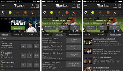 Titanbet Mobile App by Titanbet Android App For 2018 One Of The Best On The Web