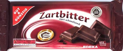 gut g 252 nstig zartbitterschokolade chclt net geschmackstest