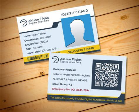 id card psd templates design trends premium psd