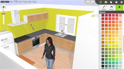 amenager sa cuisine en 3d gratuit comment dessiner un plan 3d