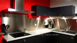 Credence Cuisine Moderne : r nover sa cuisine quelle couleur choisir tout ~ Dallasstarsshop.com Idées de Décoration