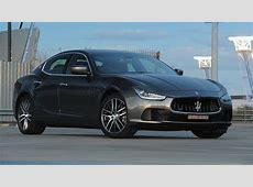 Maserati Ghibli 2014 Review CarsGuide