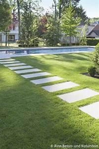 Weggestaltung Im Garten : 31 besten wege bilder auf pinterest bodenplatten garten design und garten pool ~ Yasmunasinghe.com Haus und Dekorationen