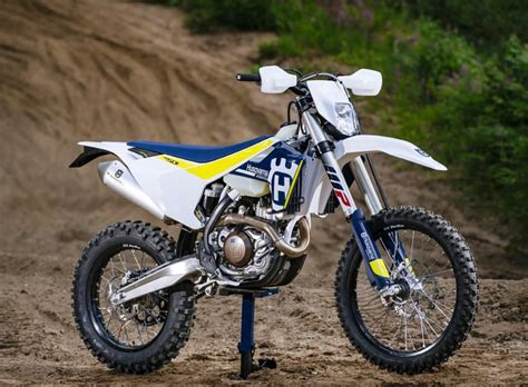 2018 Husqvarna Fe501 Street Legal Enduro Dirt Bike
