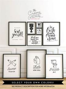 bathroom artwork ideas 25 best ideas about bathroom wall decor on bathroom wall bathroom quotes and