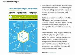 Talking to Teachers and Students about Strategies for ...