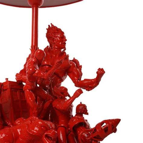 evil robot designs action figure lighting evil robot designs