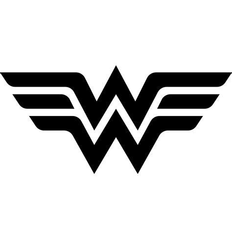 Wings emblem set free vector. Wonder Woman Icon - Free Download at Icons8