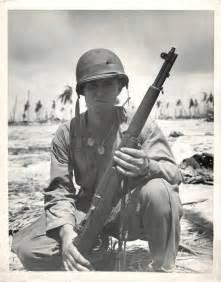 WW2 Soldier with M1 Garand