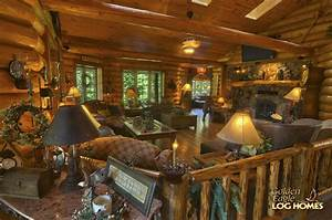 Golden Eagle Log And Timber Homes  Log Home    Cabin Pictures  Photos  Ponderosa