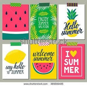 Summer Stock Royalty Free & Vectors