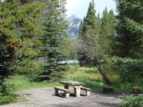 layout  lakes campground