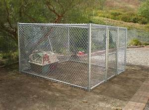 dog run fencing orange county ca chain link fence dog With best price on dog kennels