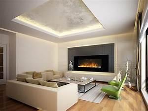 Cheminée électrique Design : chemin e decorative design volcano xxl ~ Dode.kayakingforconservation.com Idées de Décoration