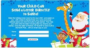 november 2011 With send a letter from santa