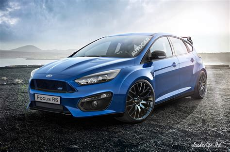Tuned Focus Rs by Ford Focus 2015 Tuning