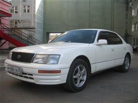 lexus ls400 1997 1997 lexus ls400 photos 4 0 gasoline fr or rr