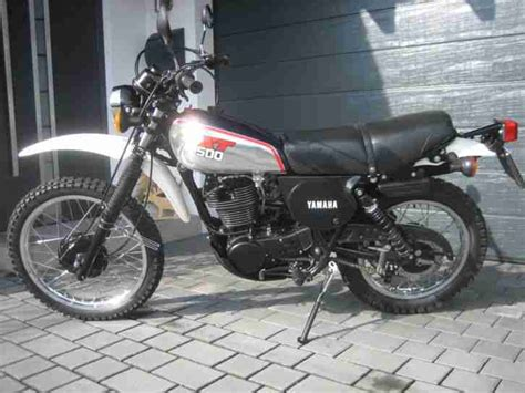 Yamaha Xt 500 Neuwertig Nach Bestes Angebot Yamaha