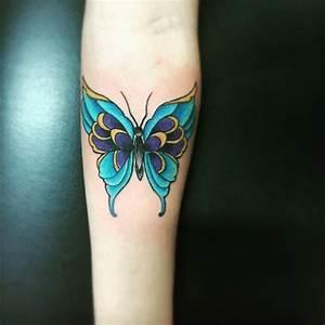 Tatouage Papillon Signification : 40 tatouages symboliques ayant une profonde signification ~ Melissatoandfro.com Idées de Décoration