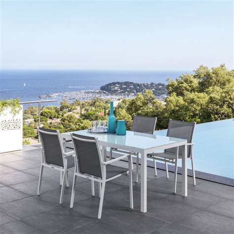 tavolo da giardino allungabile extendable outdoor dining table maiorca by talenti modern