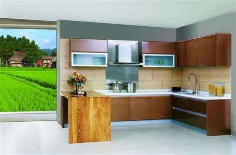 modular kitchen cabinets colors kitchentoday