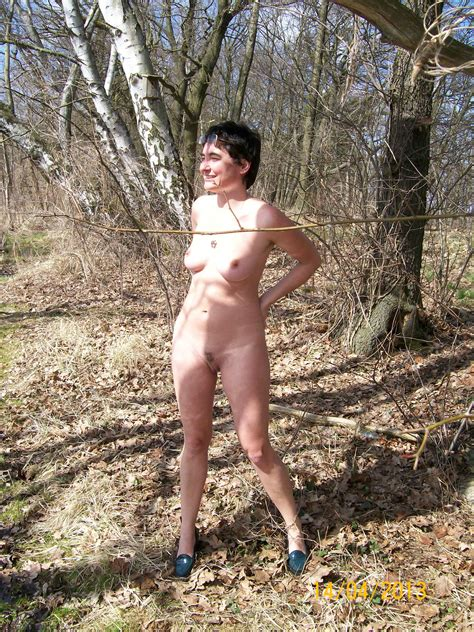 German Woman Posing Nude In The Nature Gallery Nude Photos