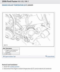 Coolant Temperature Sensor Location  Need To Know Where