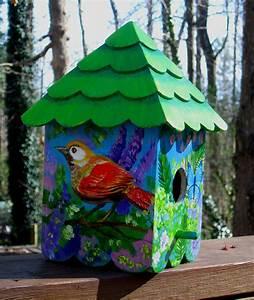 Decorative, Birdhouse, In, 2020