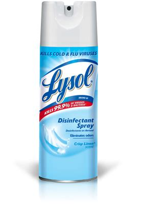 $1 Off Lysol Disinfectant Spray Facebook Coupon