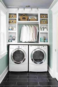 Closet laundry room ideas part s for pinterest for Small laundry room ideas pinterest