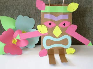 hawaiian craft ideas luau crafts for preschoolers can make them 2162