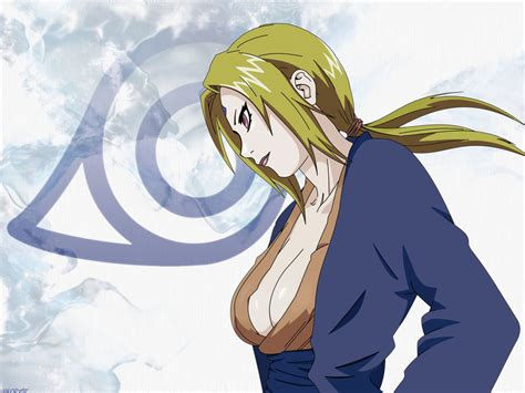 editan tsunade wallpaper