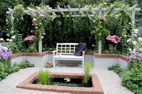 Genug Gartengestaltung Kleine Gärten Bilder @wo36