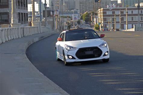 Hyundai Veloster C3 Concept Design Salone Di Los Angeles